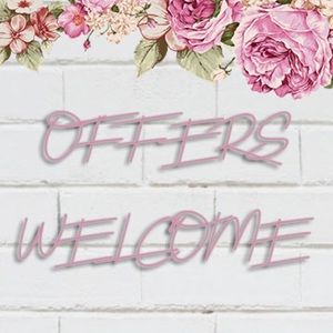 🌸 Reasonable offers are always welcome!